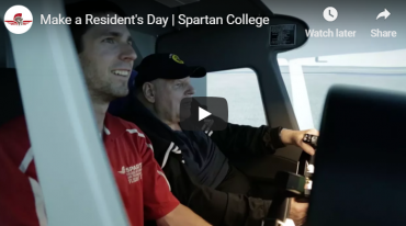 Make a Resident's Day @Spartan College