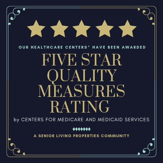 5 STAR QUALITY RATED CENTERS