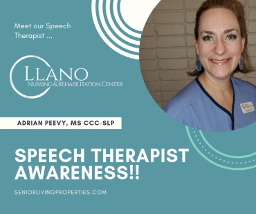 Adrian Peevy, MS CCC-SLP Speech Therapist