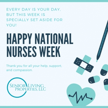 Nurse's Appreciation Week!