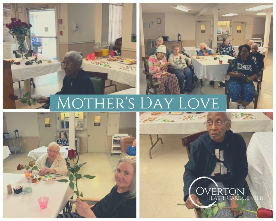 Loving our Mother's @Overton Healthcare