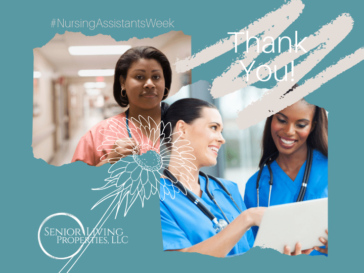 Nursing Assistant Week